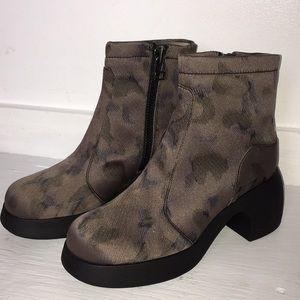 Eckhaus Latta X Camper Thelma Ankle Boots